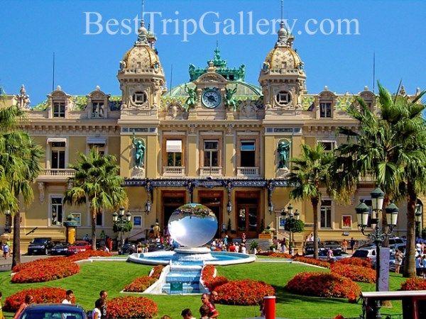 Video tour to Monaco