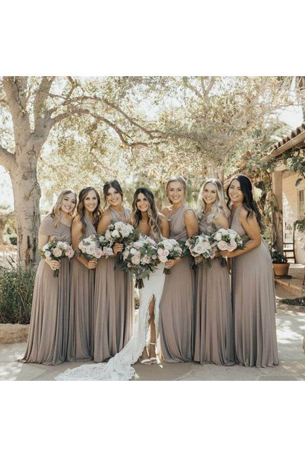 Buy Taupe Infinity Dress, Multiway Dress - InfinityDress.com