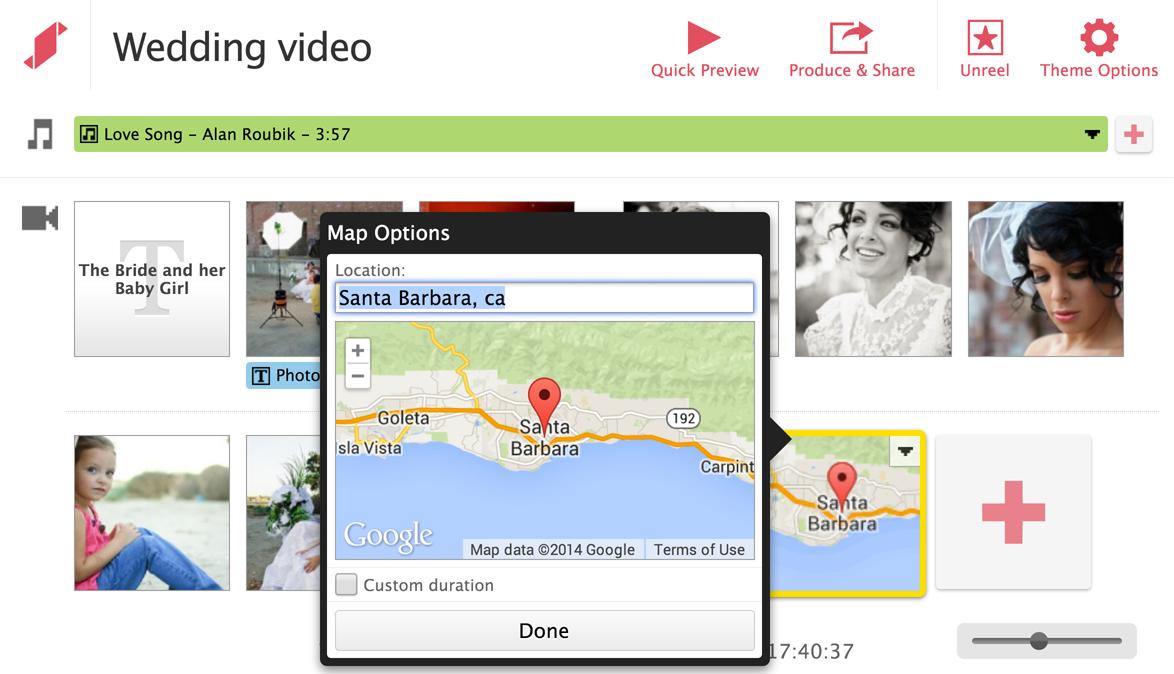 Créez des vidéos en ligne avec des photos, vidéos, musiques - Stupeflix