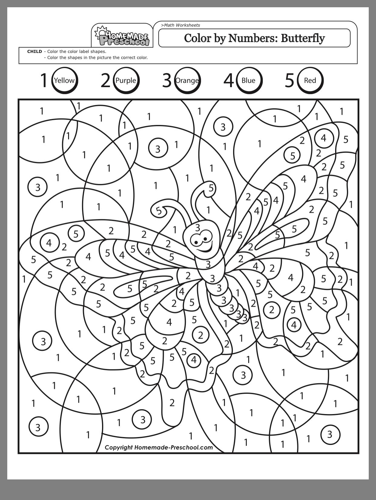 Pin By Rose Anne Cahimat On Coloring Books Shape Coloring Pages Coloring Pages Color By Number Printable