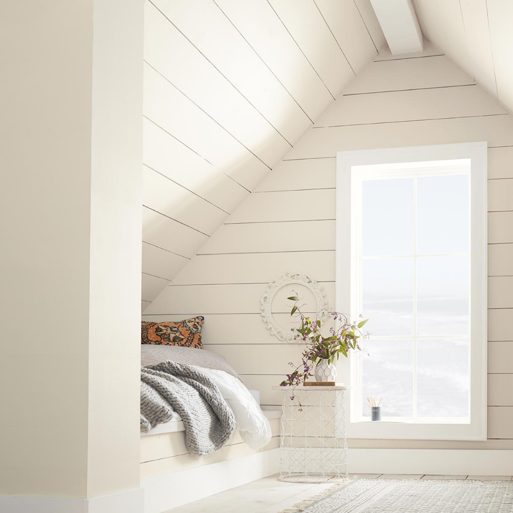 Behr Paint Colors, Painters White, Ultra Pure White #indoorpaintcolors