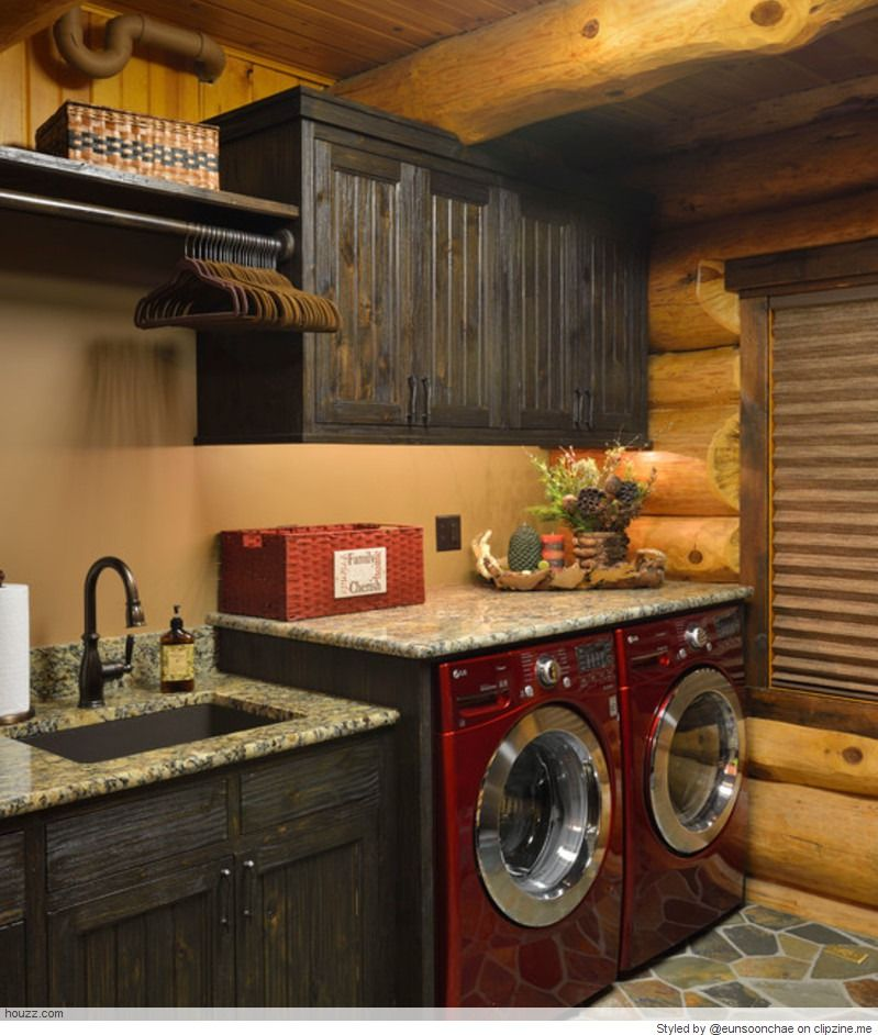 Coolest Laundry Room Ideas Rustic laundry rooms, Laundry