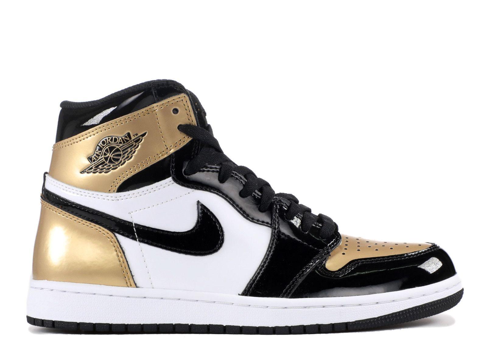 Air Jordan 1 oro
