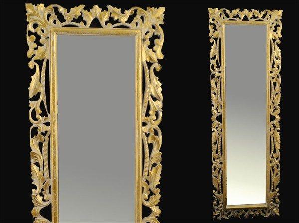 Arredamento stile barocco finest arredo stile barocco - Specchi antichi prezzi ...
