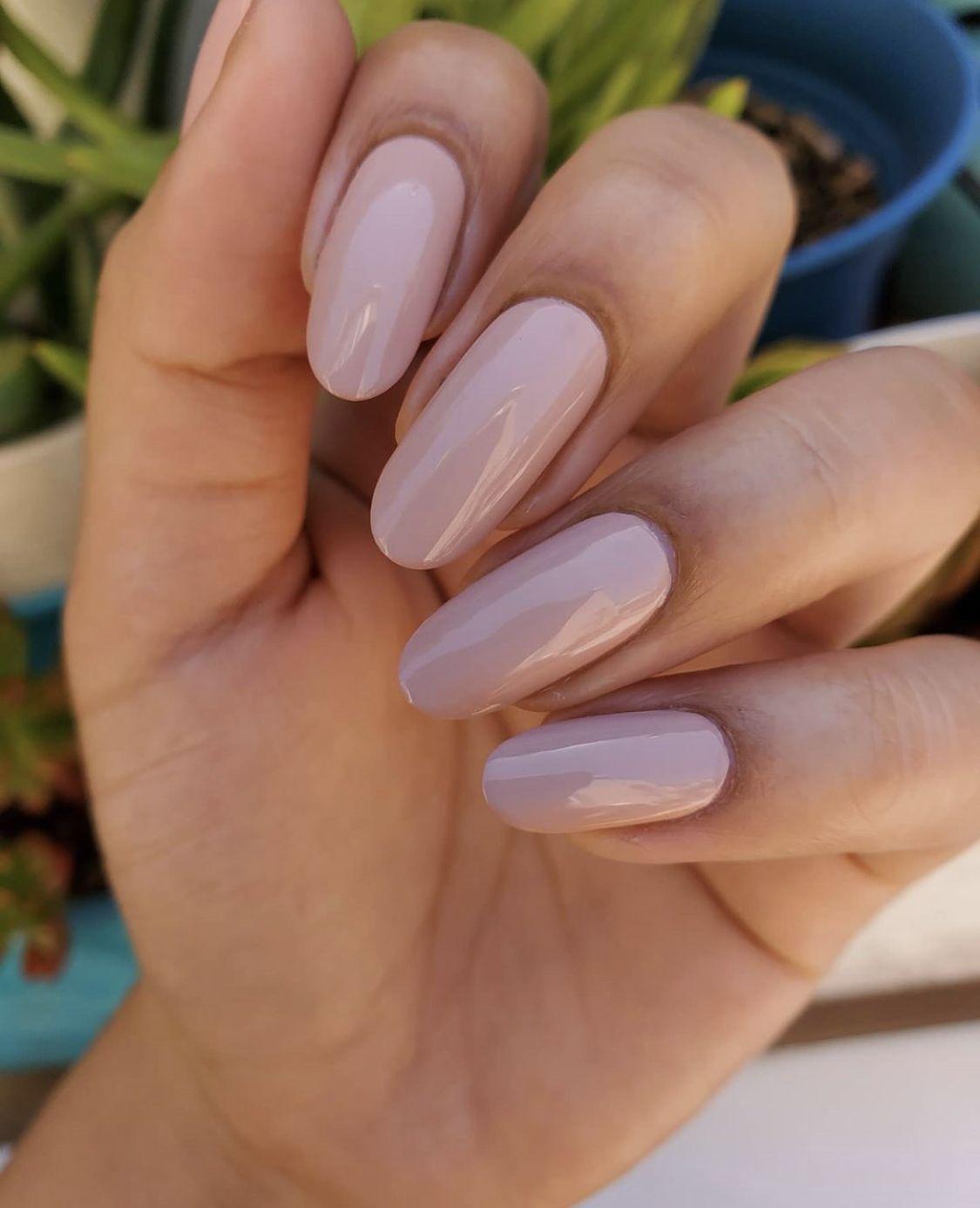 Light Pink Nail Polish In 2020 Light Pink Nail Polish Pink Nails Pink Nail Polish