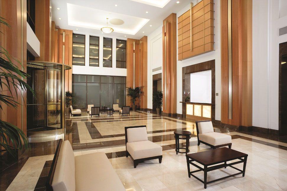 The Beacon Lobby Real estate nj, Pet friendly apartments
