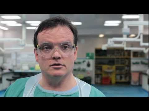 Forensic Pathology - interview with Dr Noel Woodford of the