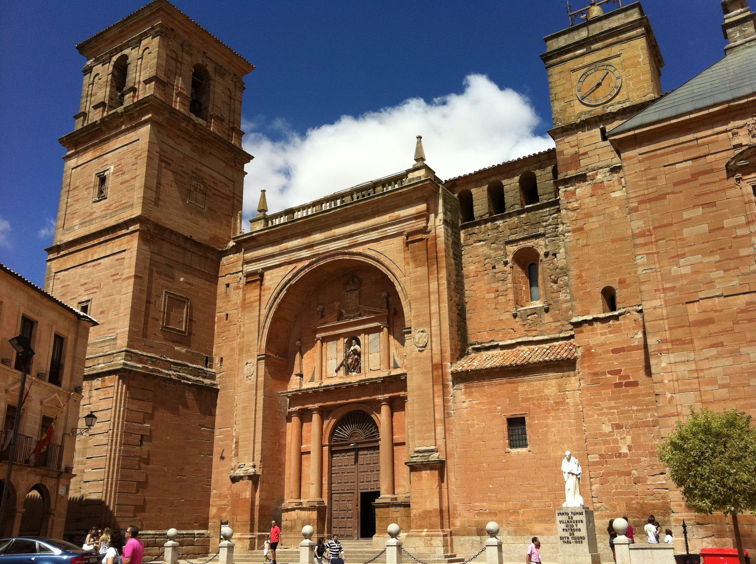 Villanueva De Los Infantes La Infanta Infantes Y Ciudades