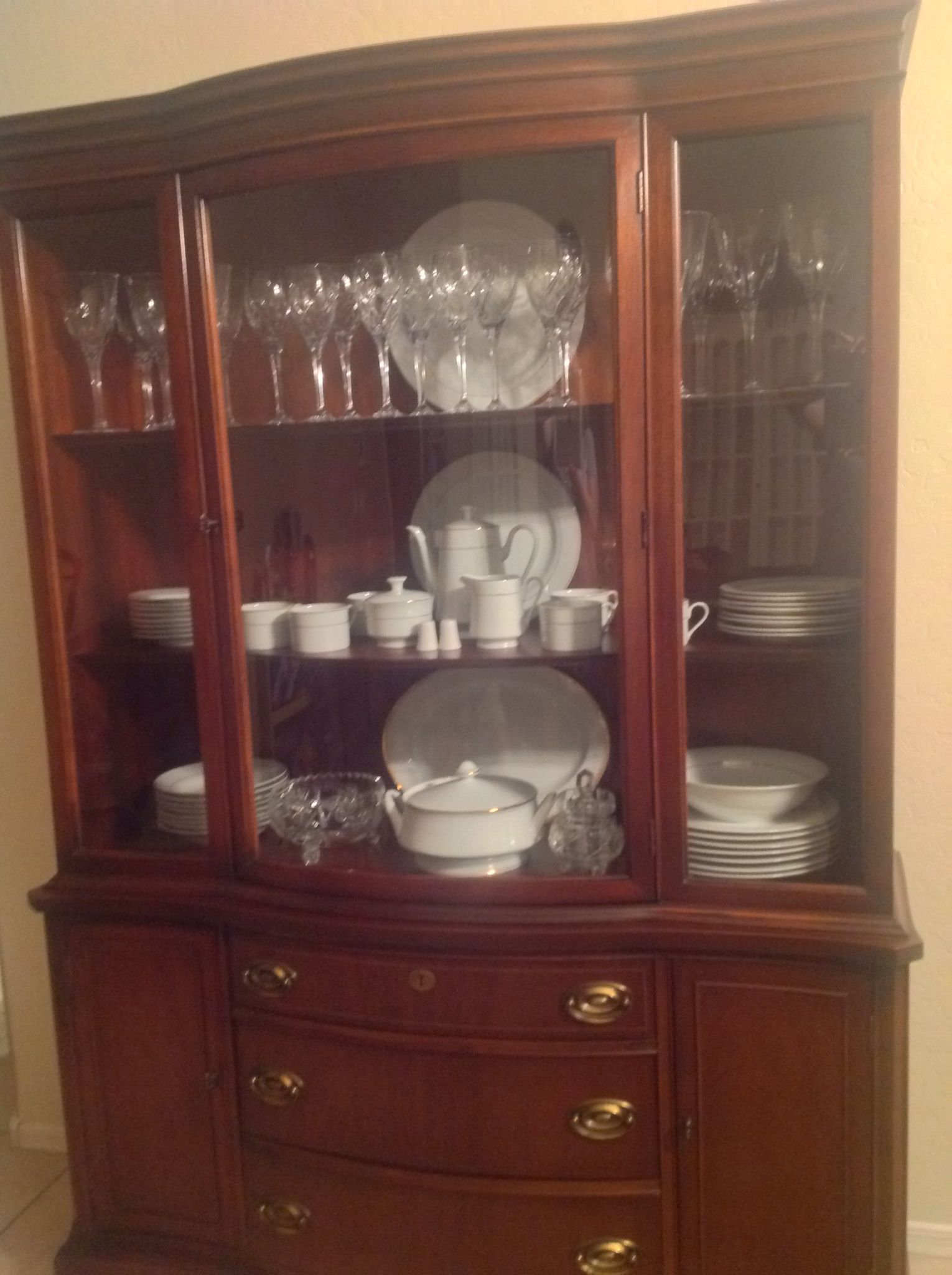 duncan fife dining room set | -dining-room-set-duncan-phyfe-1940s ...