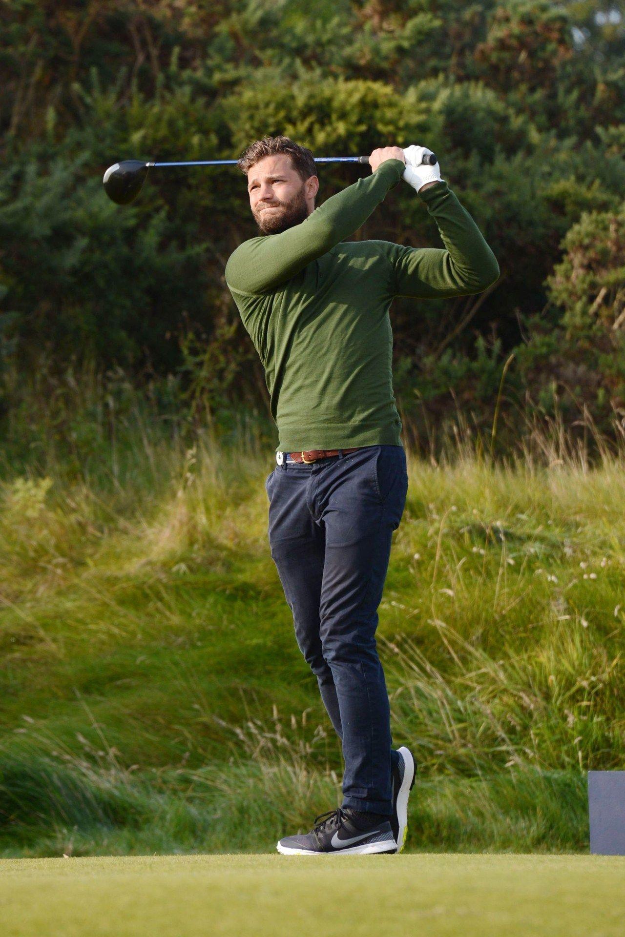 This Week In Pictures 05/10/2015 Jamie dornan, Golf