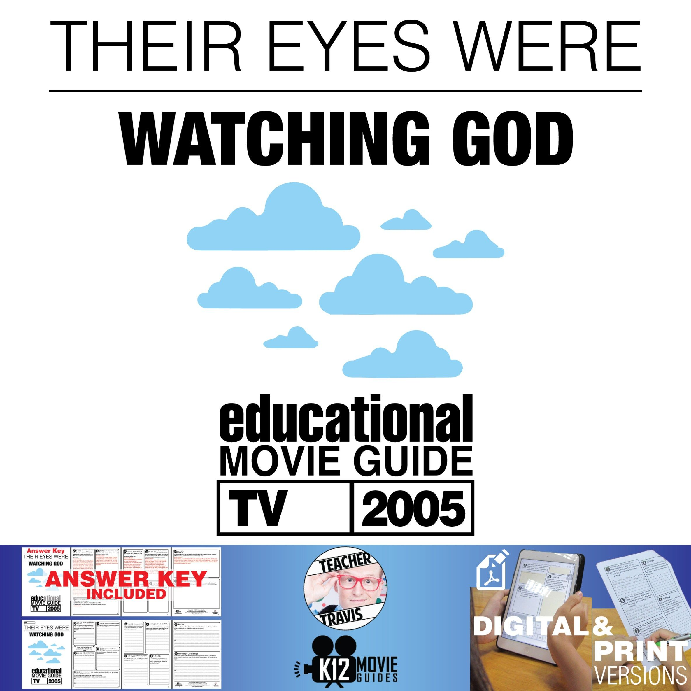 Their Eyes Were Watching God Movie Guide