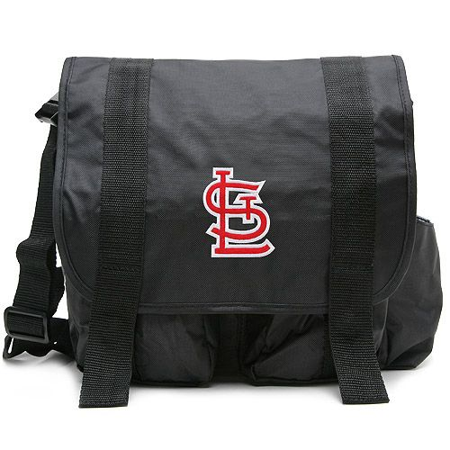 There Is A Stl Cardinals Diaper Bag