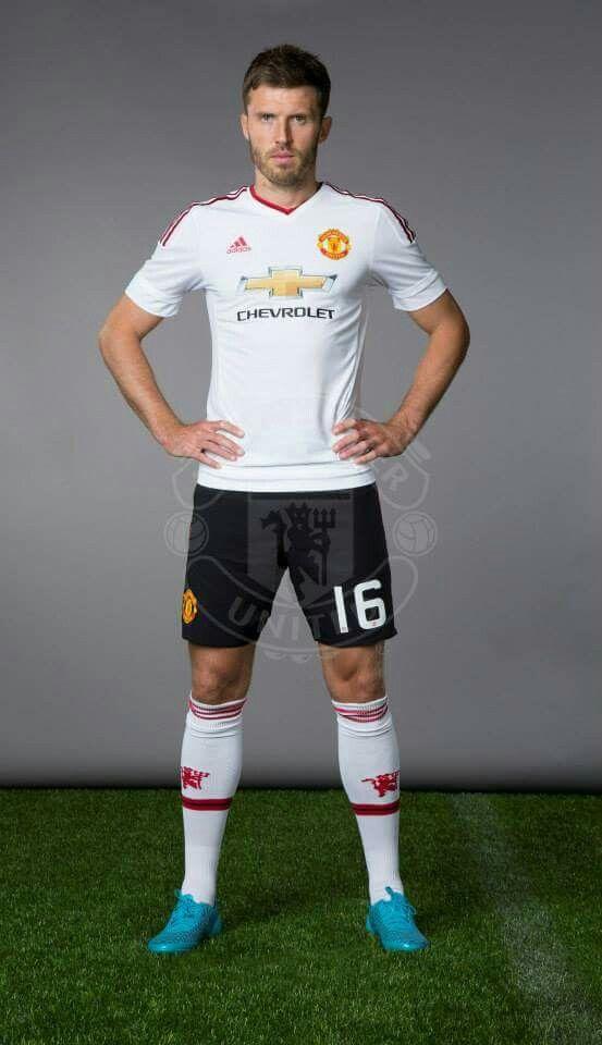 New adidas away kit Michael Carrick