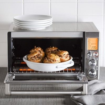 Breville Smart Convection Oven Plus Williamssonoma Smart Oven Convection Oven Microwave Convection Oven