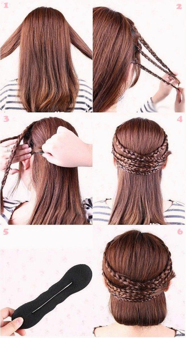 Frisuren lange haare nachstylen