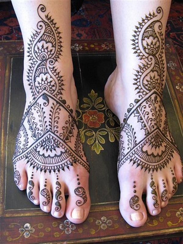 Elegant Henna Designs: Simple Yet Elegant Mehndi & Henna Designs For