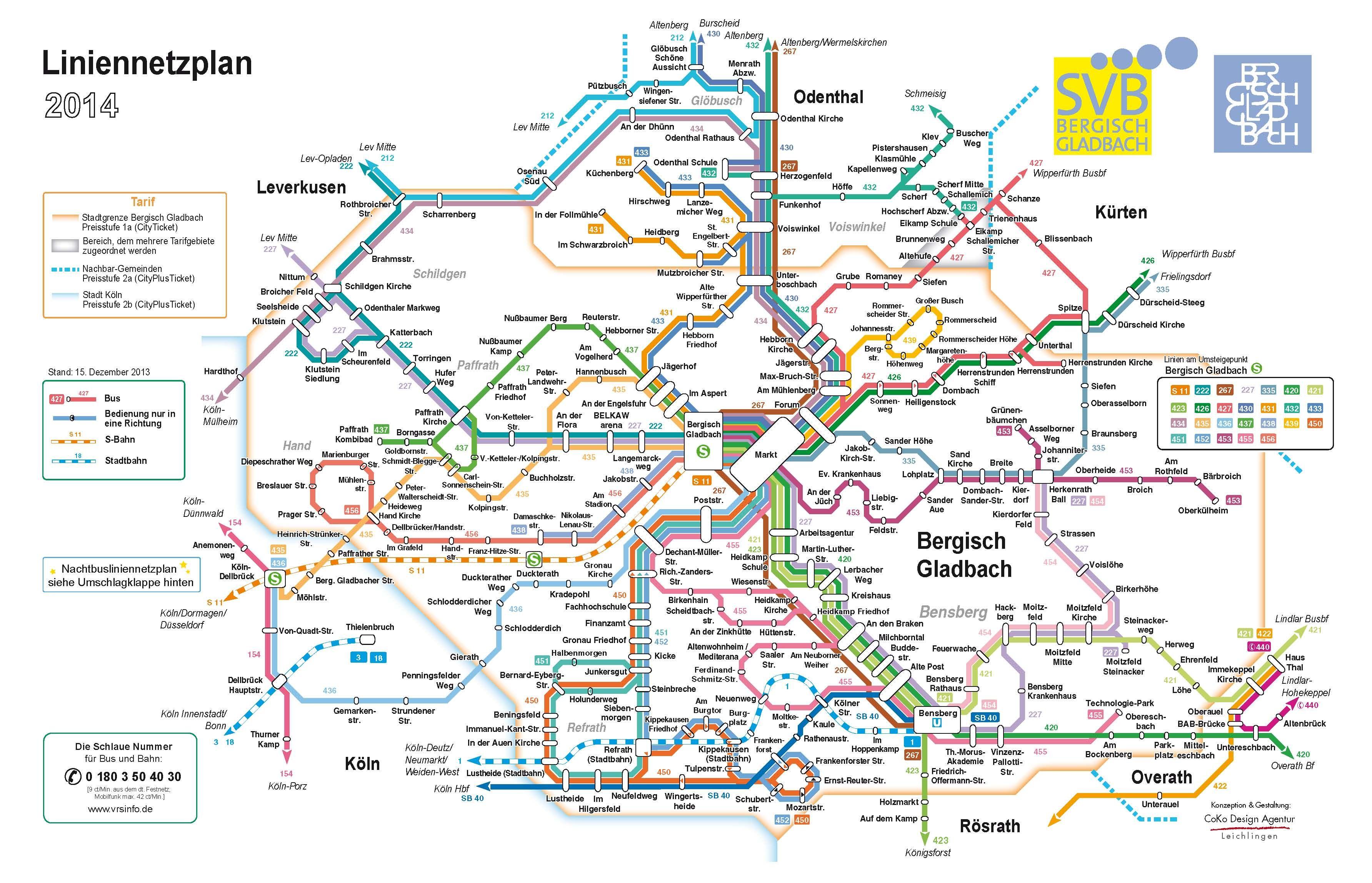 Bergisch Gladbach Transporte