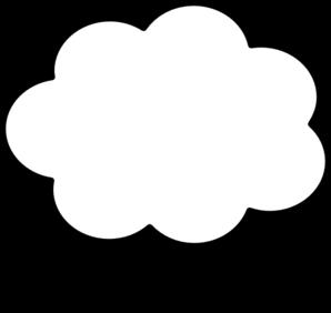 Cloud Clip Art Black And White Clipart Panda Free Clipart Images Free Clip Art Clip Art Free Clipart Images