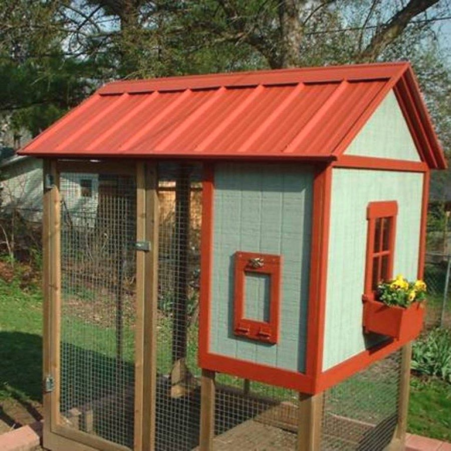 Easy Chicken Coop Designs You Should Try For The Chickens Simple Chicken Coops Design No 276s Chickencoops Chicken Coops Backyar Diy Chicken Coop Plans Walk In Chicken Coop Chicken Coop Plans Free