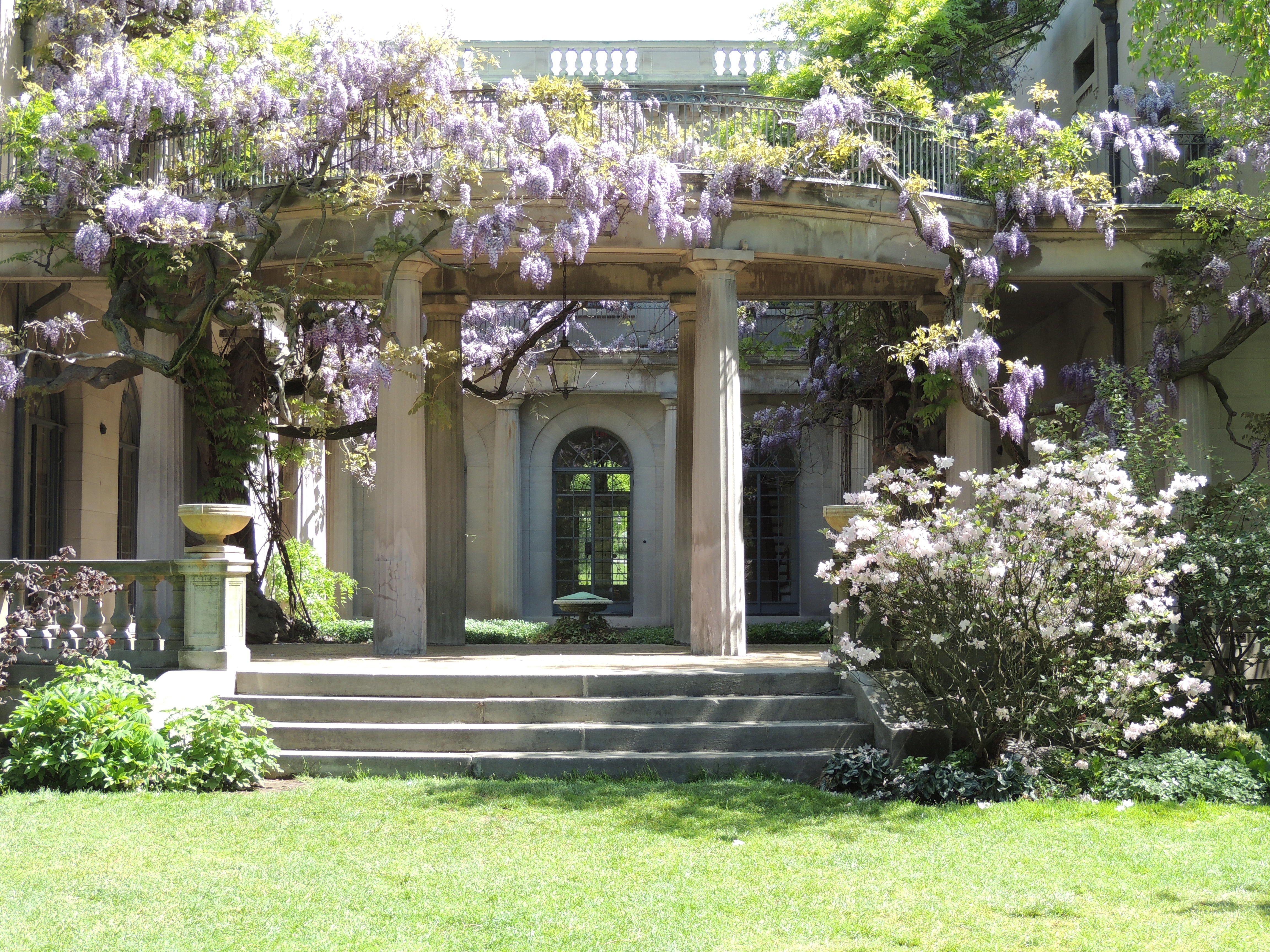 Van Vleck House And Gardens Montclair