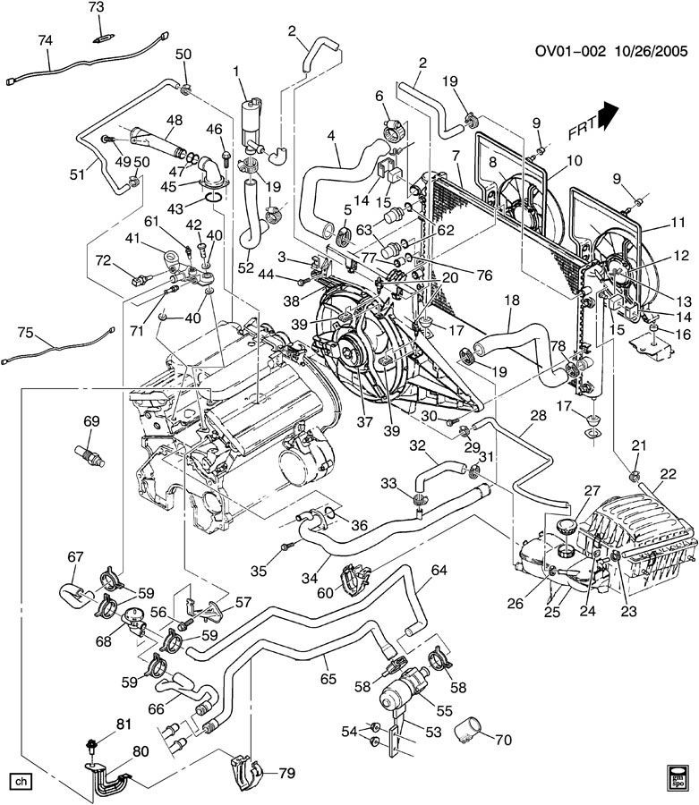 Wiring On 2000 Cadillac Catera Engine Diagram