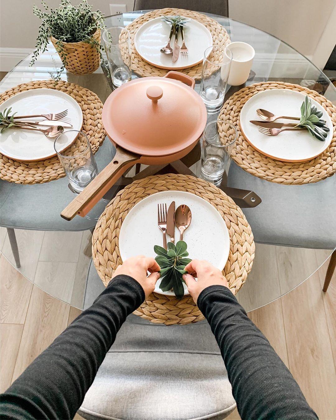 Giada Woven Placemat Unwindin Home Decor Design Woven Placemats Decor Home Decor