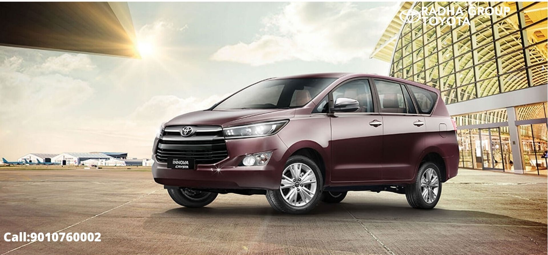 Toyota Innova Crysta Price In Hyderabad Vijayawada Features Mileage Colors Images In 2020 Toyota Innova Toyota Auto News