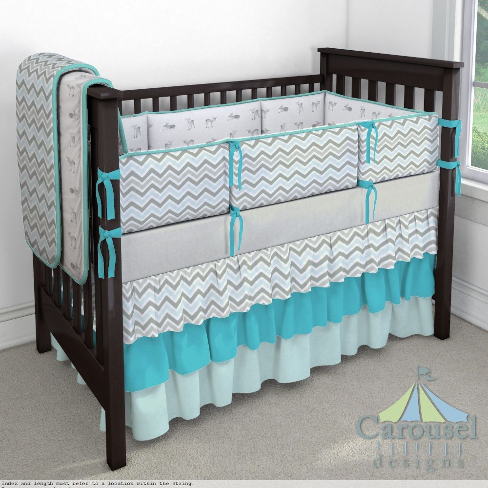 Nursery Designer By Carousel Designs Design Your Own Baby Bedding