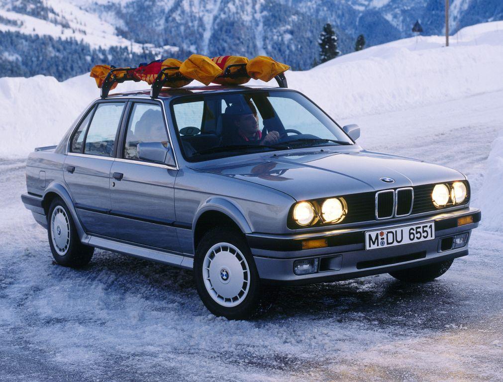 BMW 325iX Sedan E30 198791  E30 Sedan  Pinterest  E30