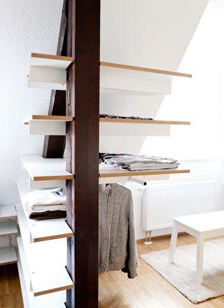 Studio Oink Wiesbaden Interior Design Ausbau Ankleidezimmer Met Afbeeldingen Balken