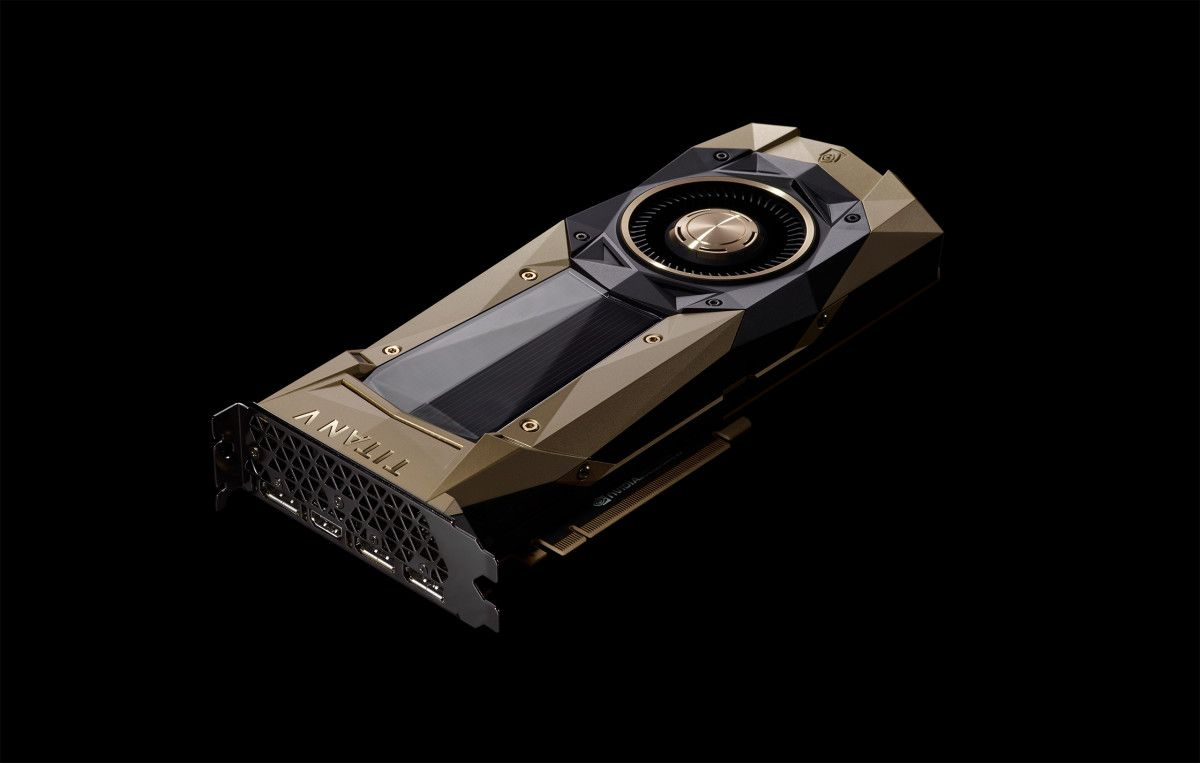 Nvidia S Titan V Turns Your Pc Into An Ai Powered Supercomputer