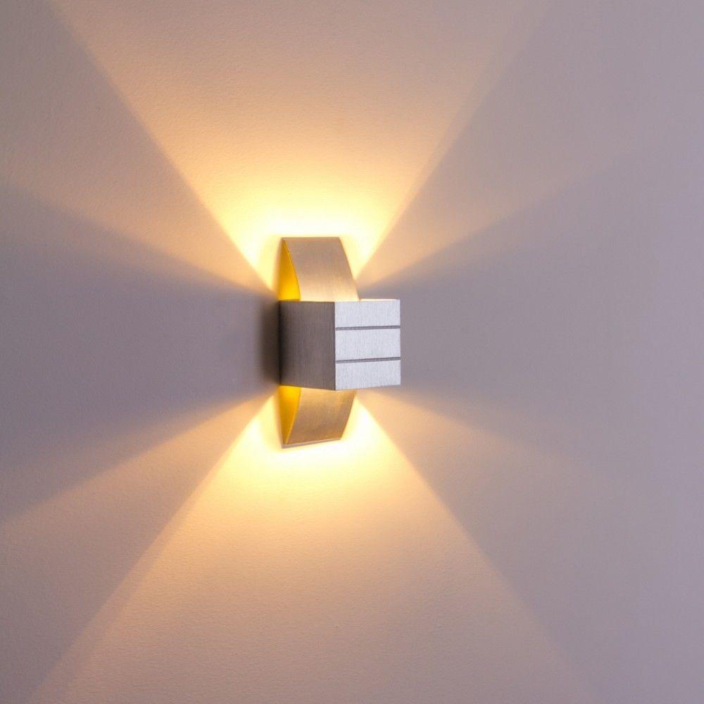 Bezaubernd Designer Wandleuchten Beste Wahl Details Zu Design Wandstrahler Leuchte Wandlampe Wandleuchte