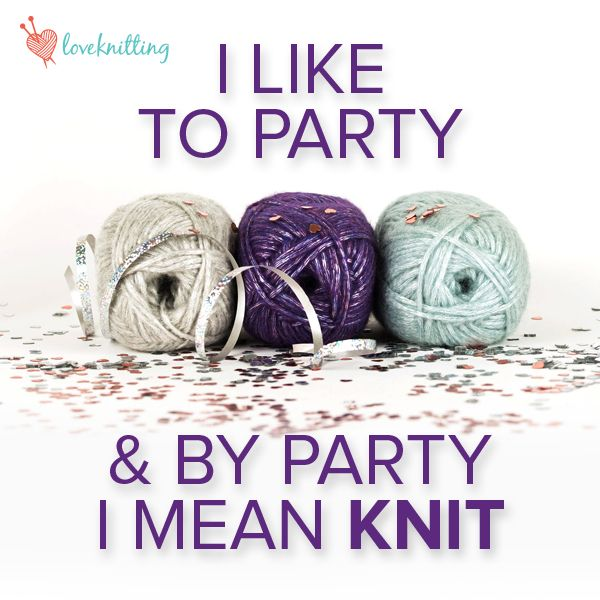 Knitting Meme : Things knitters don t want to admit knit crochet