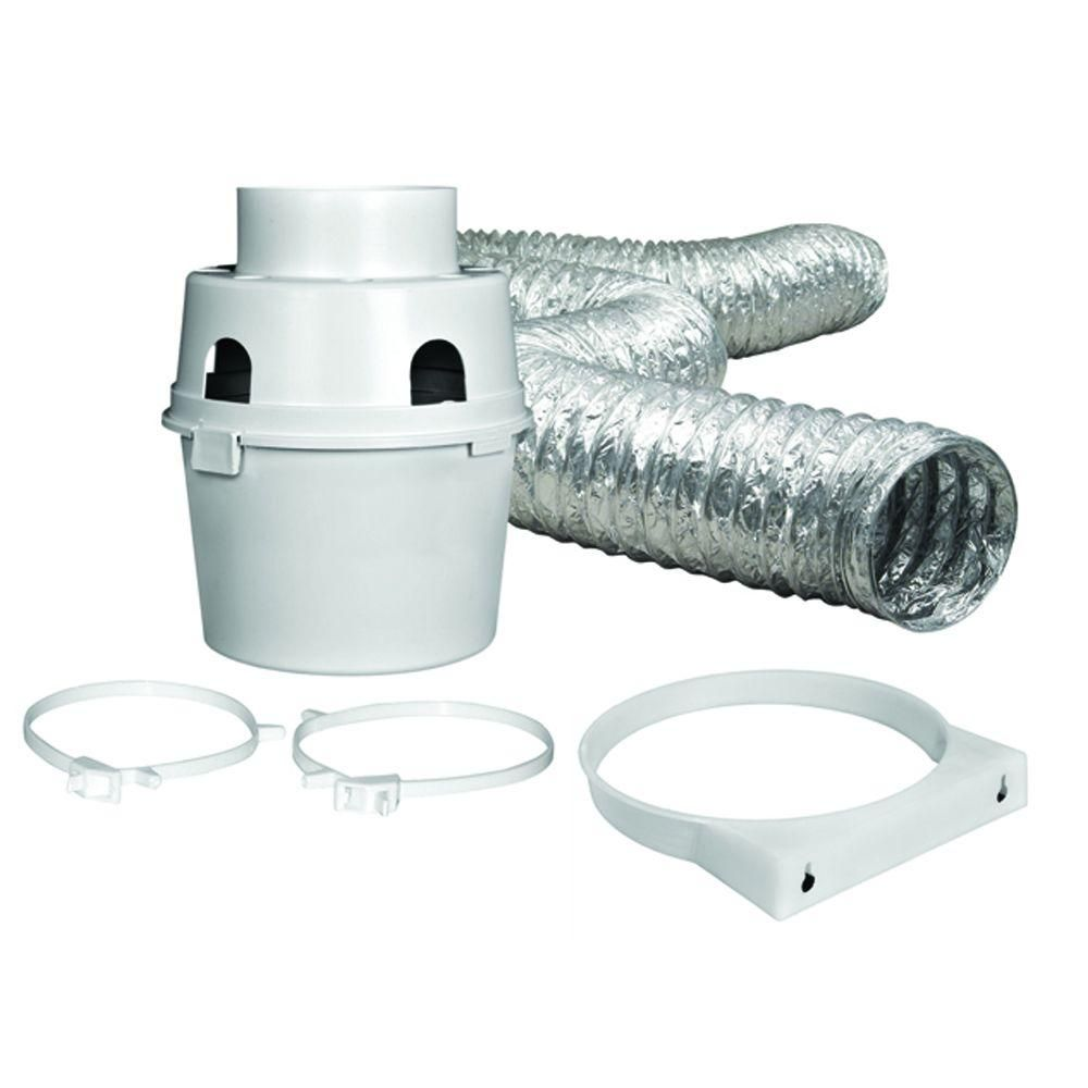 Dryer Vent Insulation Everbilt Indoor Dryer Vent Kit In 2018 Price Street Loft