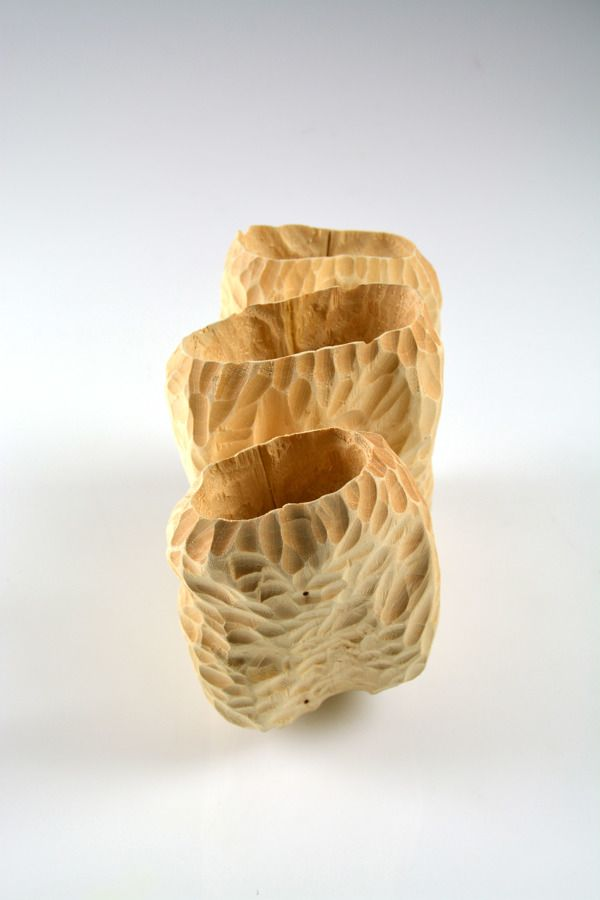 Barnacles - Basswood Carving on Behance Elizabeth McAvoy