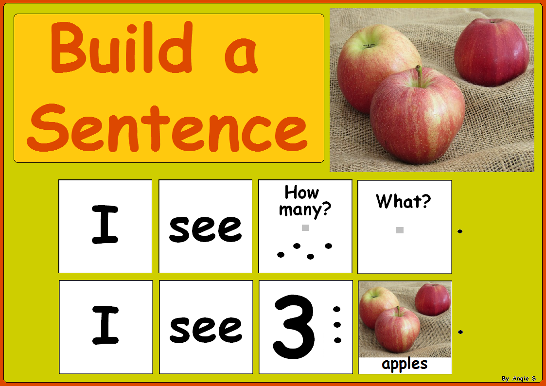 Fall Activity For Speech Therapy