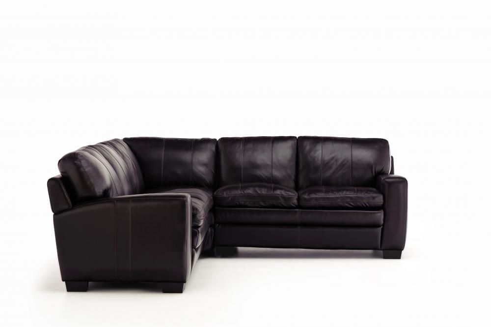 Arianna Leather Sectional By Htl Furniture Store Leather Sectional Furniture