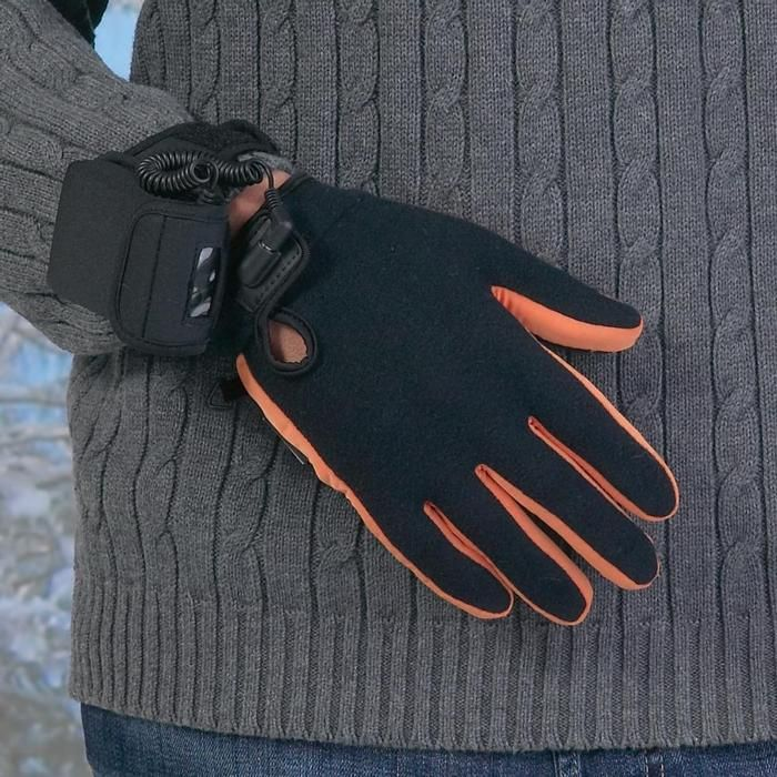 Battery Powered Heated Glove Liners Glove Liners Heated Gloves Cool Things To Buy