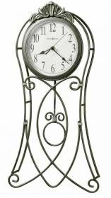 Howard Miller Metal Wall Clock With Bent Iron Quartz 625328 Shannon Metal Wall Clock With Bent Iron Scroll Work Howard Miller Wall Clock Clock Clock Wall Decor