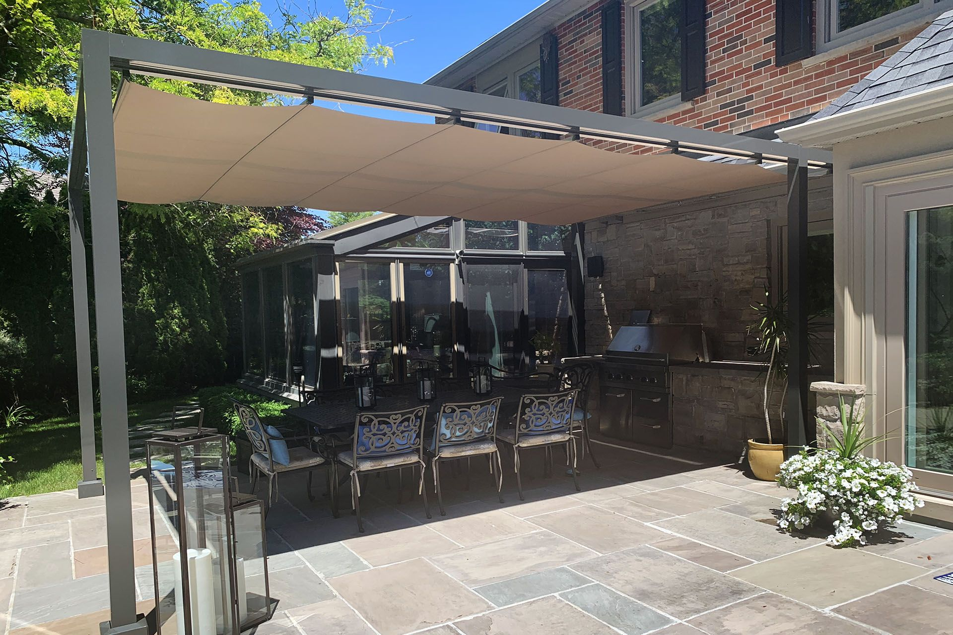 Pin On Retractable Canopies