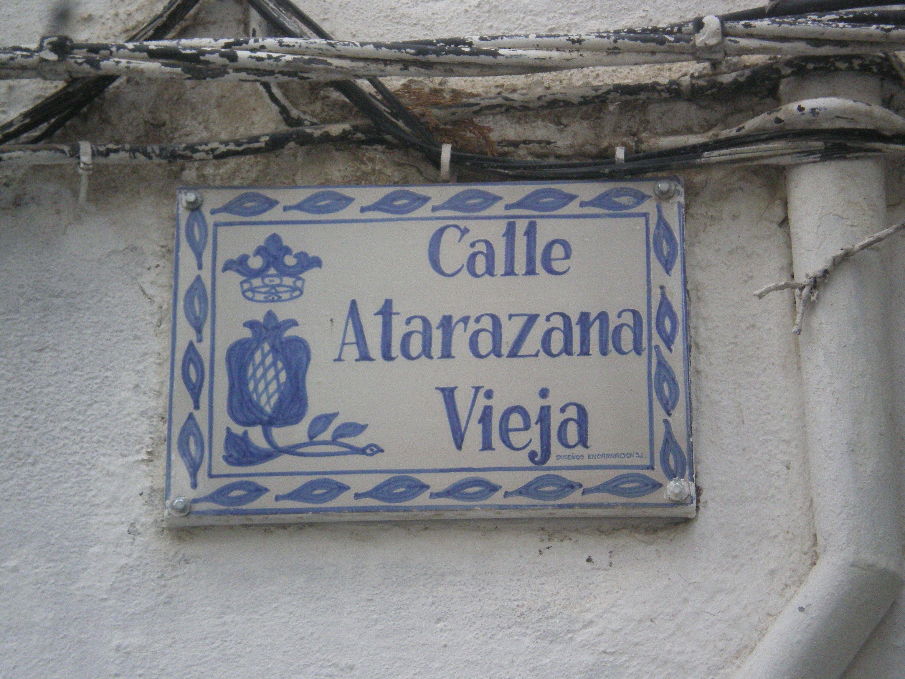 Calle Atarazana Vieja