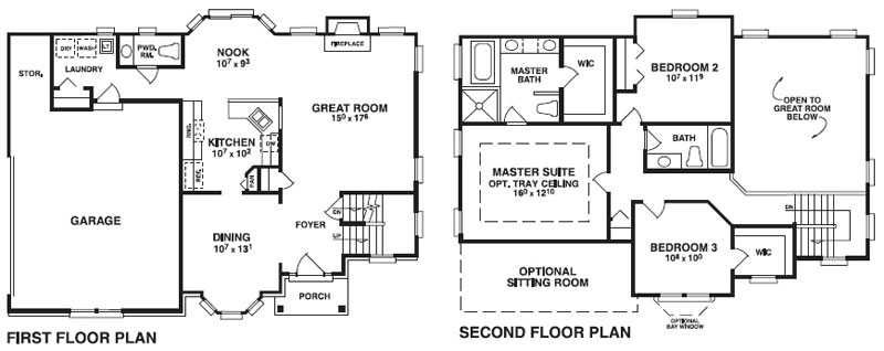 Hartford Floorplan