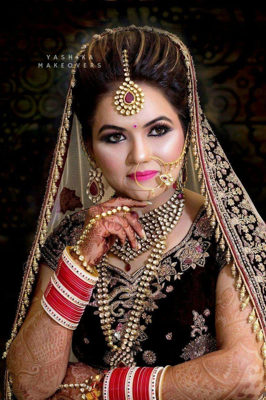 Pinterest • @bhavi91 | ชุดแขด in 2019 | Indian wedding bride