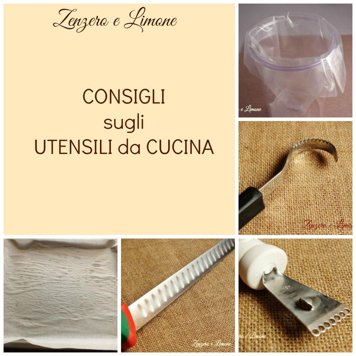 Utensili da cucina consigli in cucina in the kitchen kitchen hacks cooking tips e food - Trucchi per taglio piastrelle ...