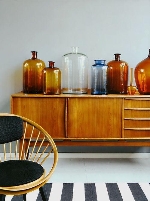 Boris Zbikowski For the Home Pinterest Gläser, antikes Glass - wohnzimmer und küche zusammen
