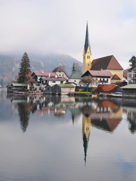 Rottach Egern Am Tegernsee Photography By Frank Rother Buy Now As Poster Art Print And Greeting Card Europe Vacation Places To Travel Places In Europe