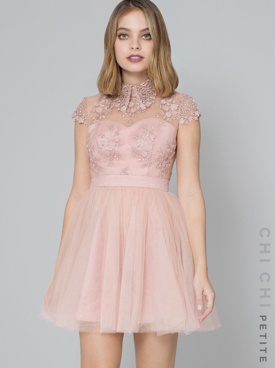 Chi Chi Petite Harlow Dress - chichiclothing.com | Med school prom ...