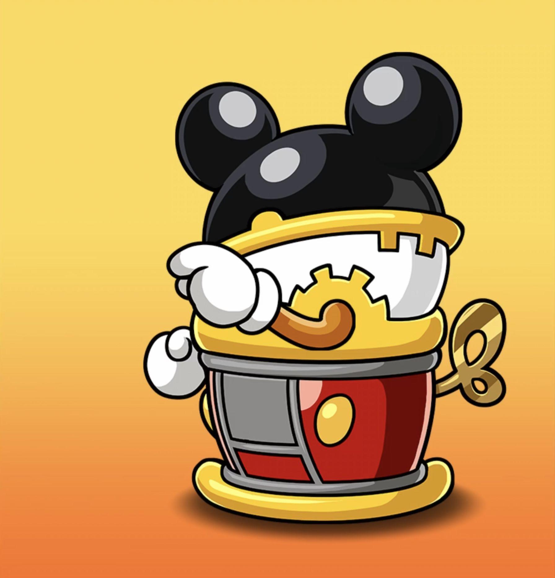 パズドラ ミッキー マウス コラボ
