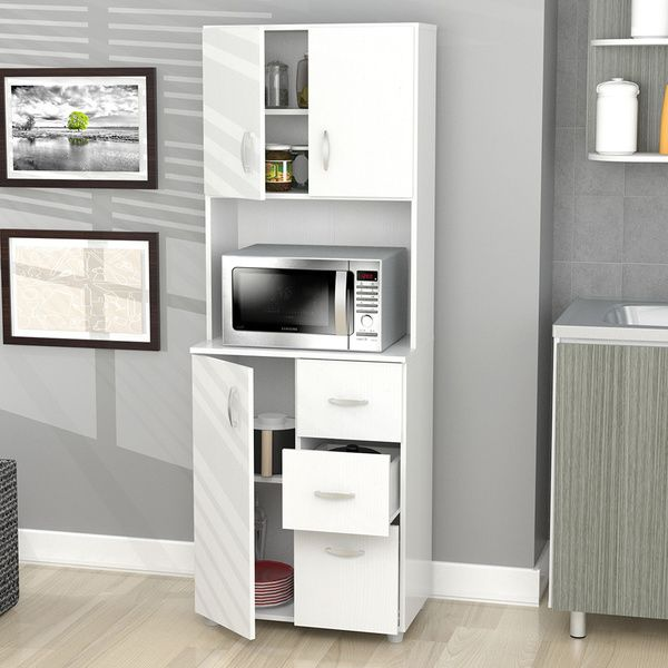 Perfect Inval Tall Kitchen Storage Cabinet