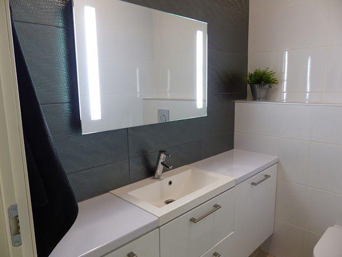 Badezimmerleuchten Spiegel ~ Best badspiegel images glass neon and neon tetra